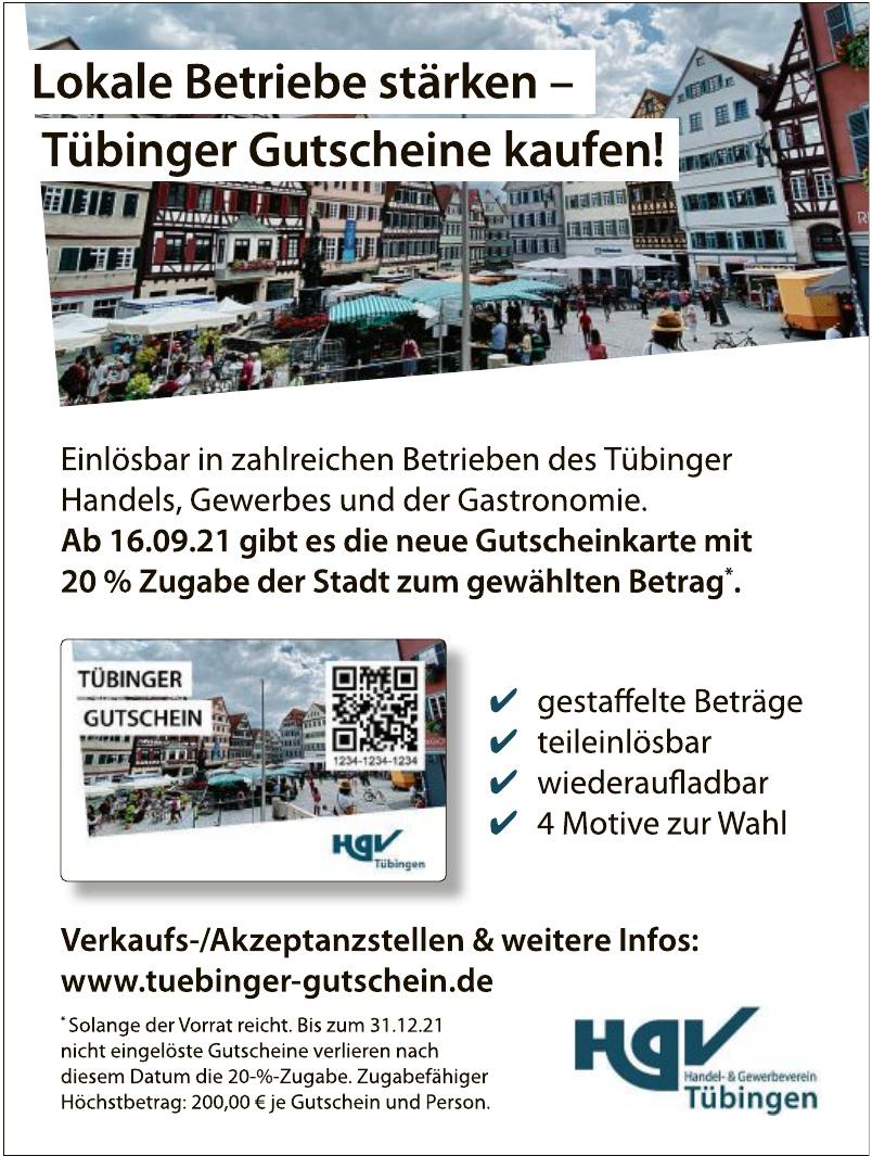 hgv - Handel- & Gewerbeverein Tübingen