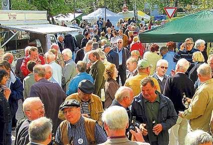 2007 war das Bürgerhaus in Dautphe Veranstaltungsort. Archivfoto: Sascha Valentin