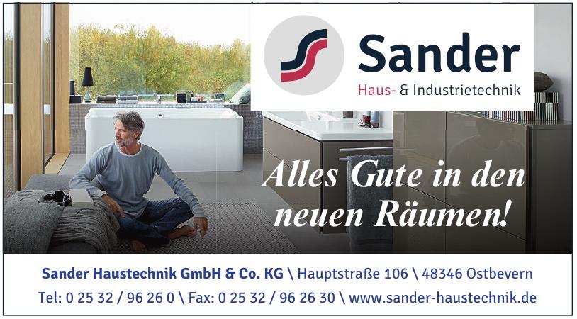 Sander Haustechnik GmbH & Co. KG