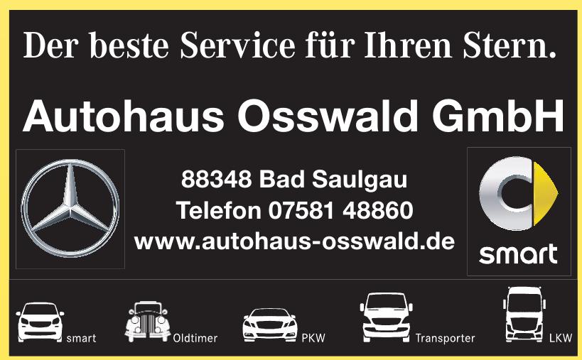 Autohaus Osswald GmbH