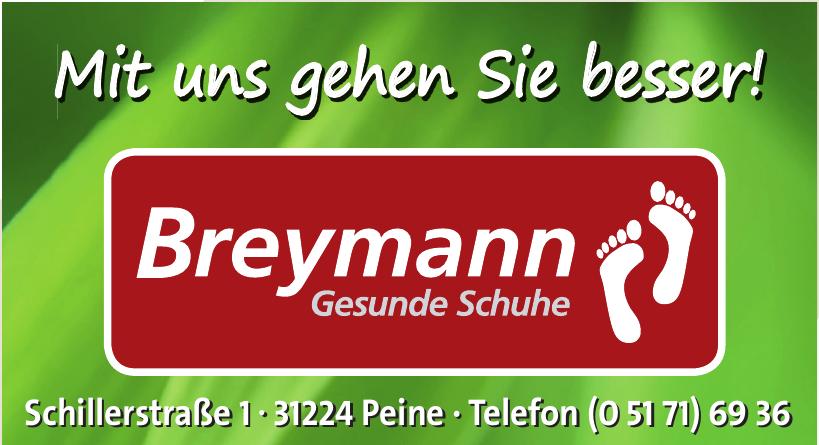 Breymann Gesunde Schuhe GmbH