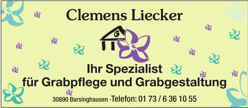 Clemens Liecker