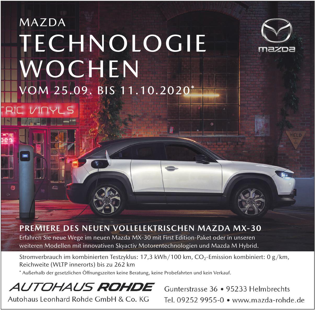 Autohaus Leonhard Rohde GmbH & Co. KG
