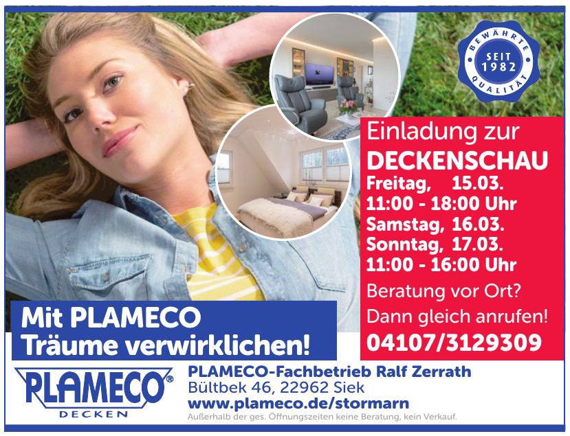 Plameco-Fachbetrieb Ralf Zerrath