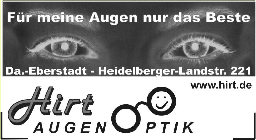 Augenoptik + Hörakustik Hirt