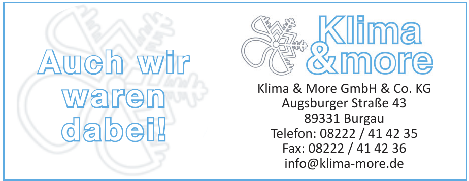 Klima & More GmbH & Co. KG