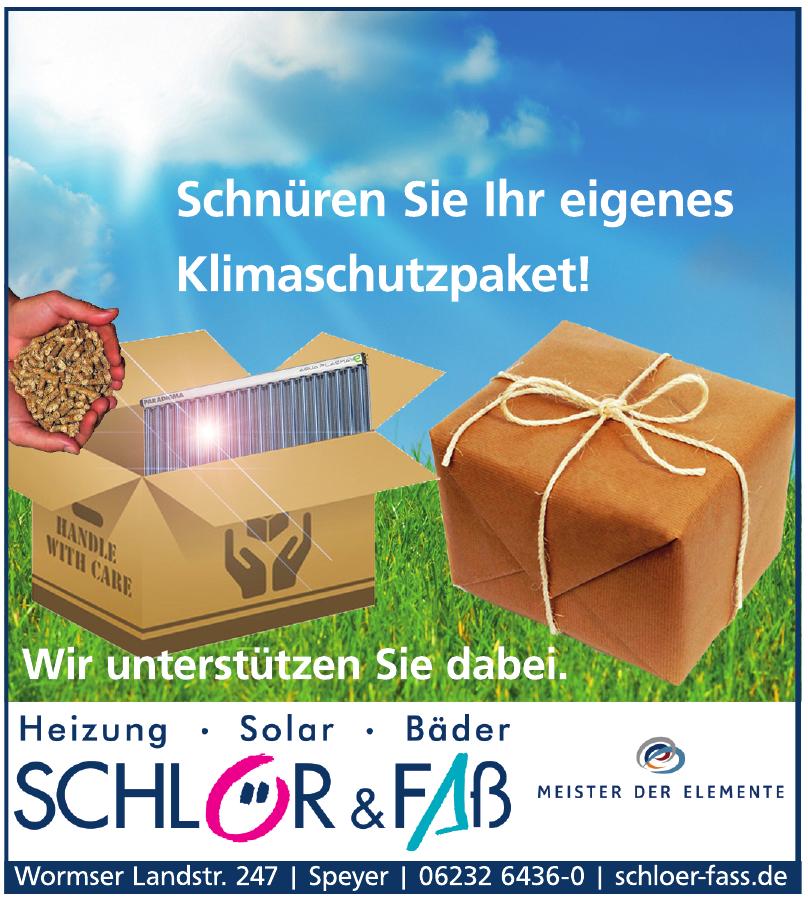 Schlör & Faß GmbH