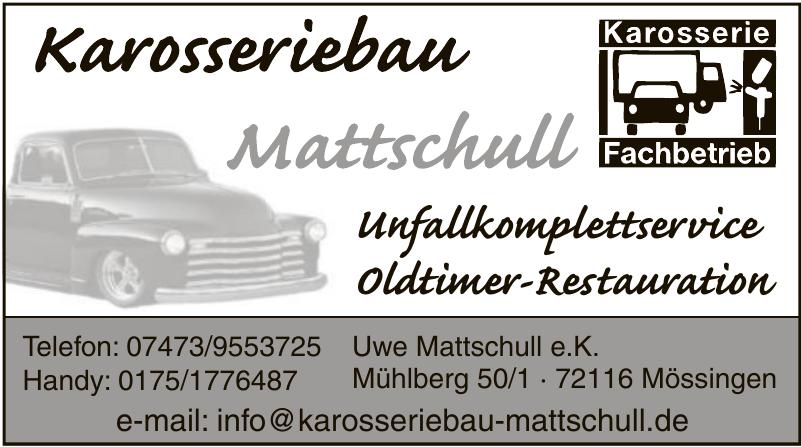 Uwe Mattschull e.K.