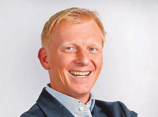 OZ-Sportchef Christian Lüsch.      Foto: Frank Söllner