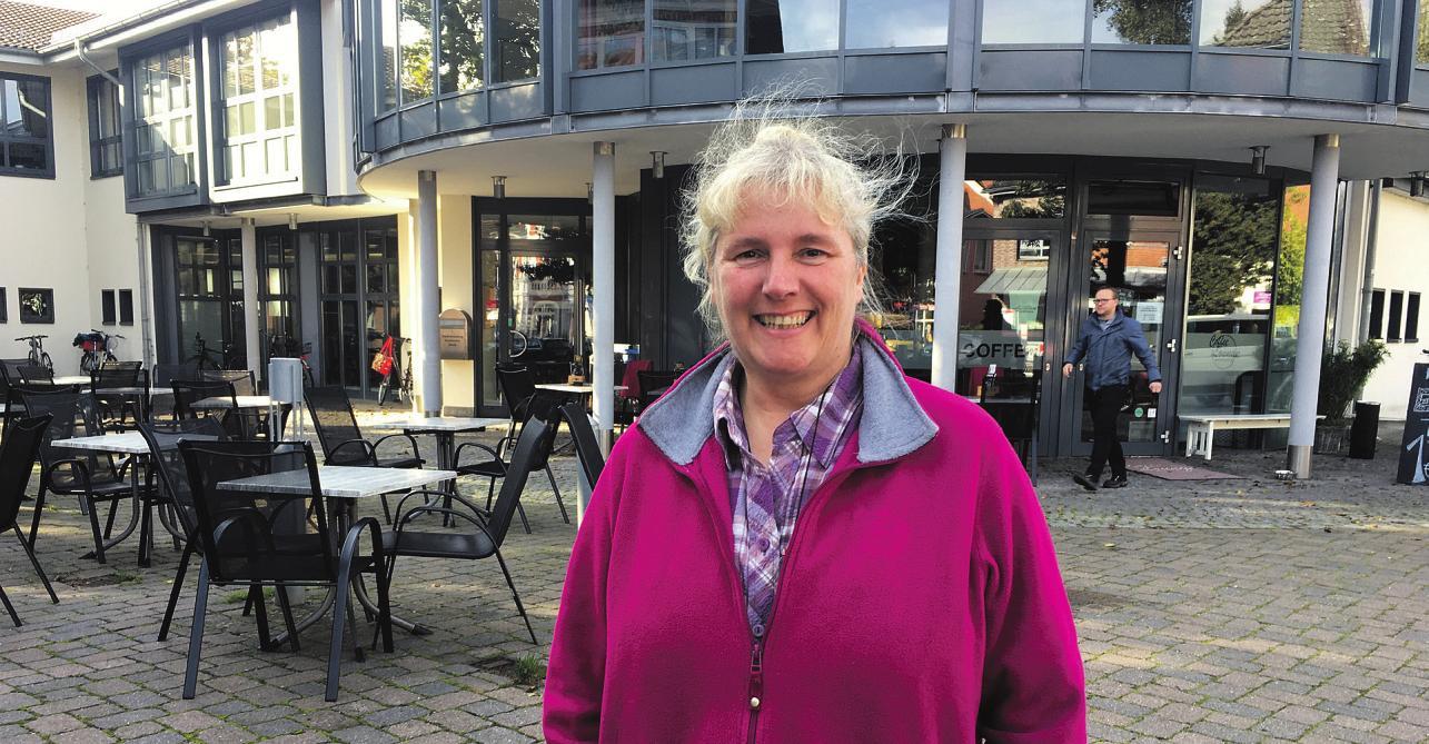 Partys, Pläne und Projekte – Tanja Wilke war zwanzig Jahre lang Vorstandsmitglied und Pressesprecherin des RBK