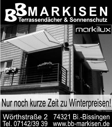 BB-Markisen