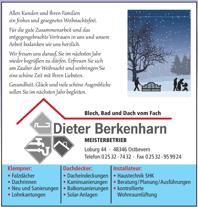 Dieter Berkenharn