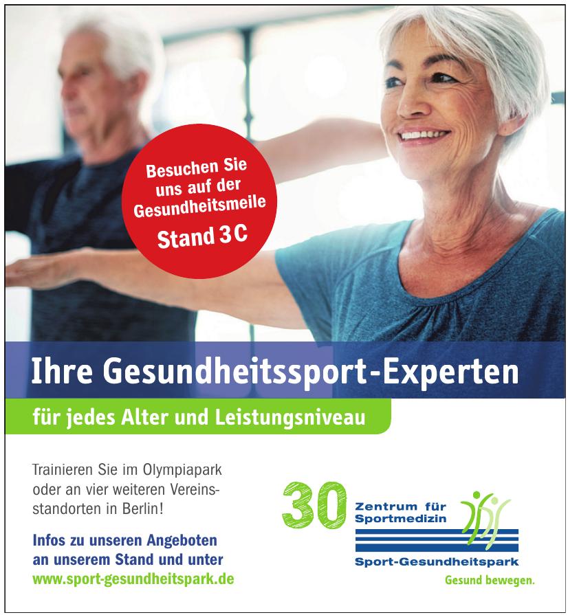 Sport-Gesundheitspark