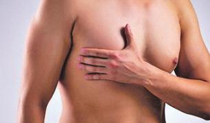 Nicht nur Frauen können am Mammakarzinom erkranken. Elnur - stock.adobe.com