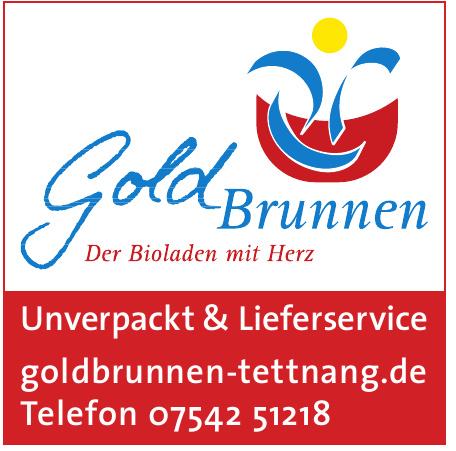 Goldbrunnen Tettnang – Der Bioladen mit Herz