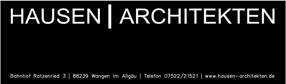 Hausen Architekten