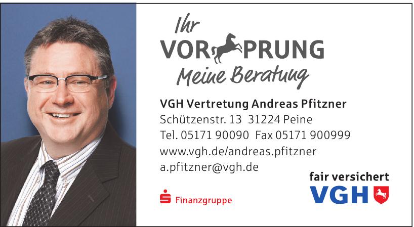 VGH Vertretung Andreas Pfitzner