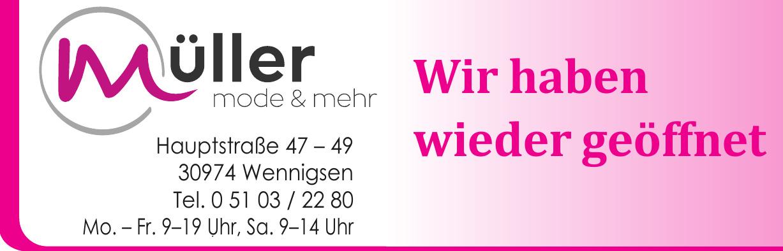 Müller Mode & Mehr