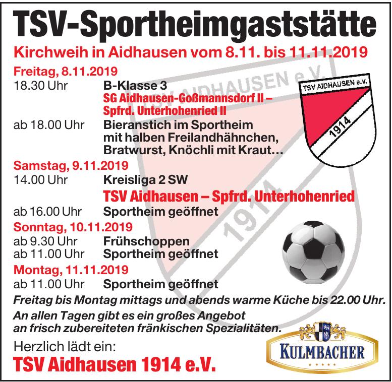 TSV Aidhausen 1914 e. V.