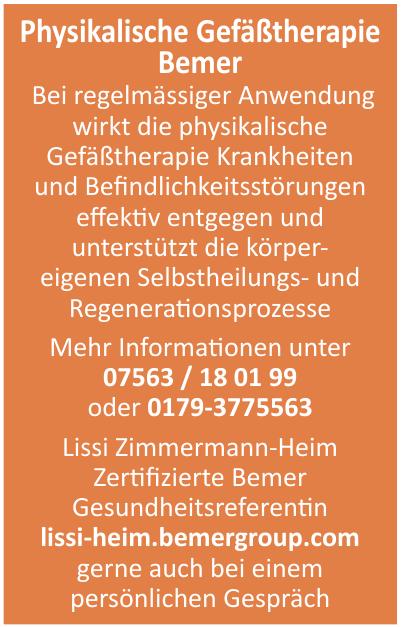 Bemer Int. AG