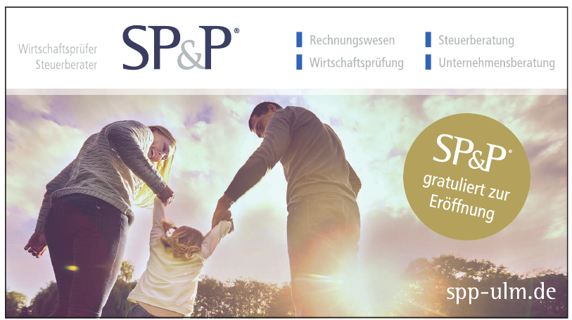 SP&P Steuerberatungsgesellschaft GmbH & Co. KG
