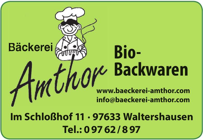 Bäckerei Amthor