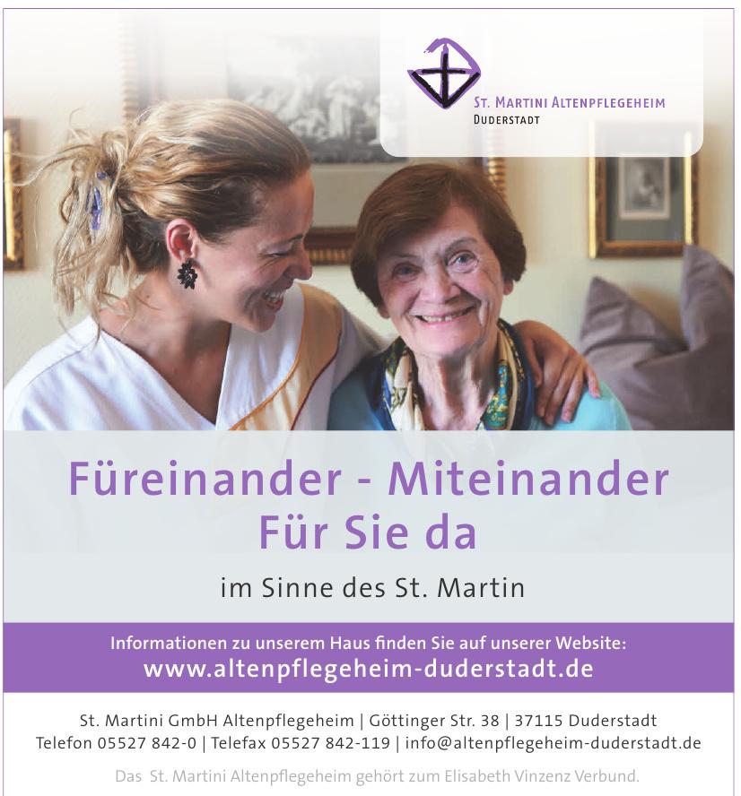 St. Martini GmbH Altenpflegeheim