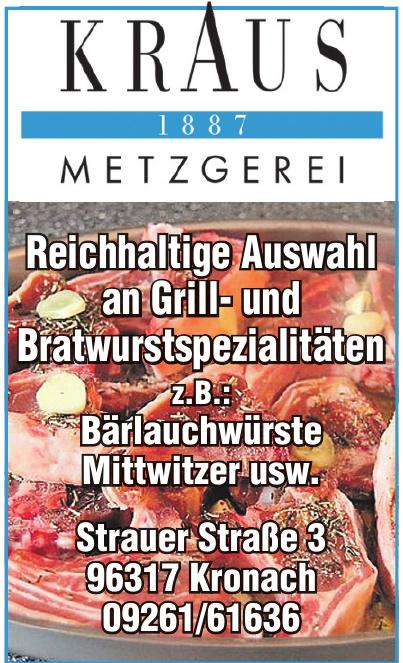 Kraus Metzgerei