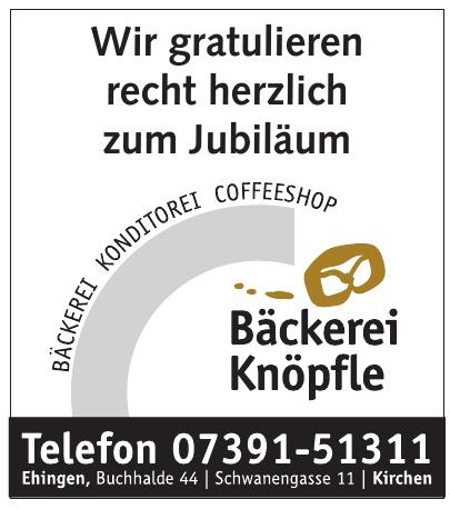 Bäckerei Knöpfle