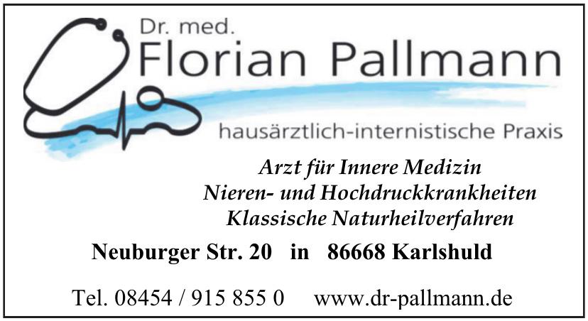 Dr. med. Florian Pallmann