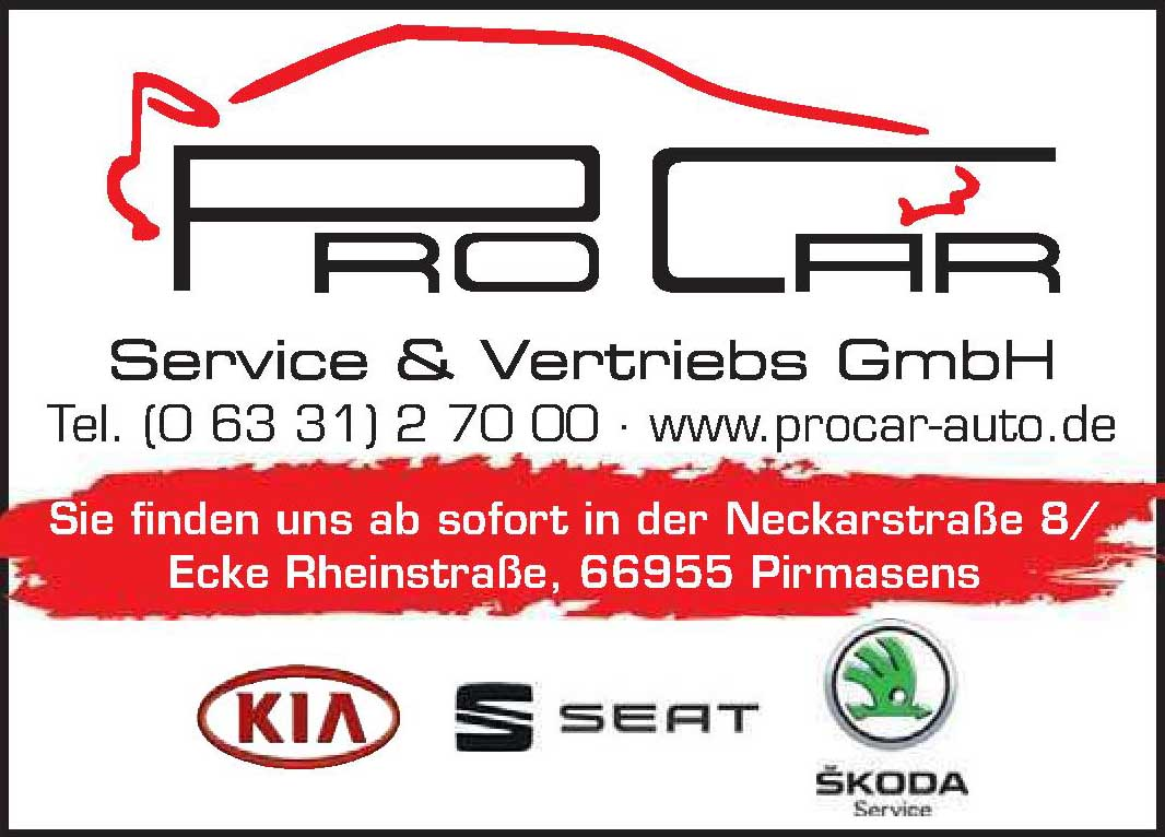 Pro Car Service & Vertriebs GmbH
