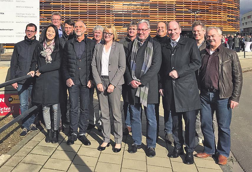 Neue P&R-Anlage in Porz-Wahn eröffnet – Möglichkeit zur Erweiterung Image 1