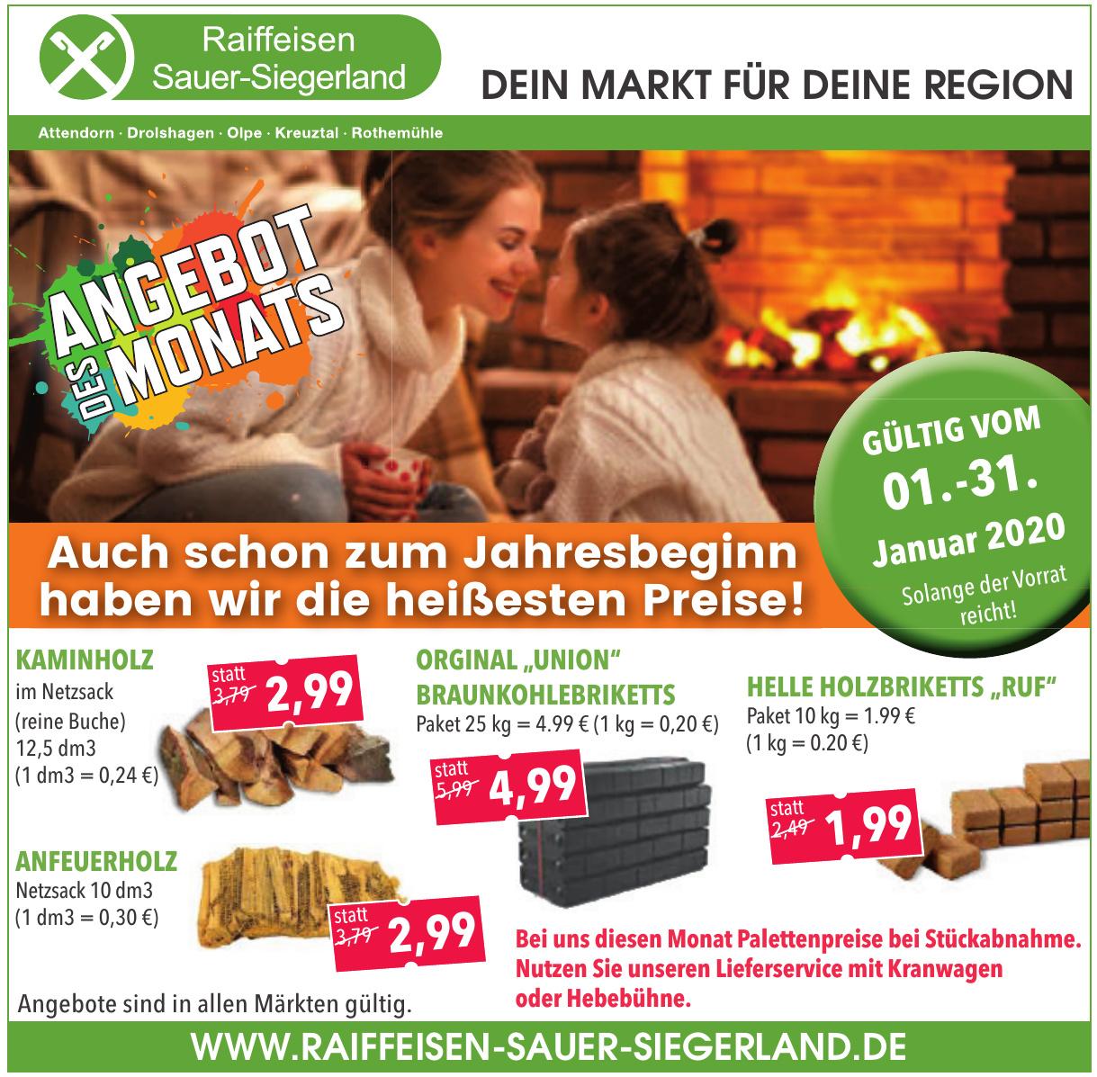 Raiffeisen Sauer-Siegerland eG