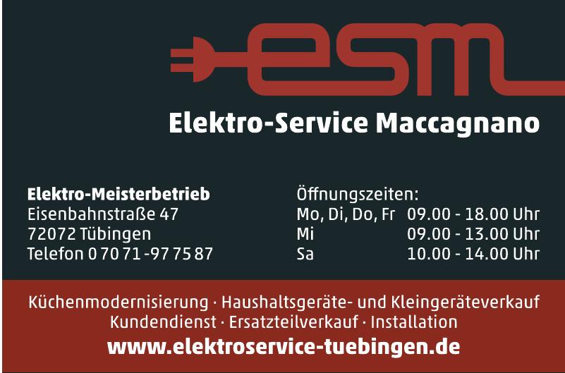esm Elektro-Service Maccagnano