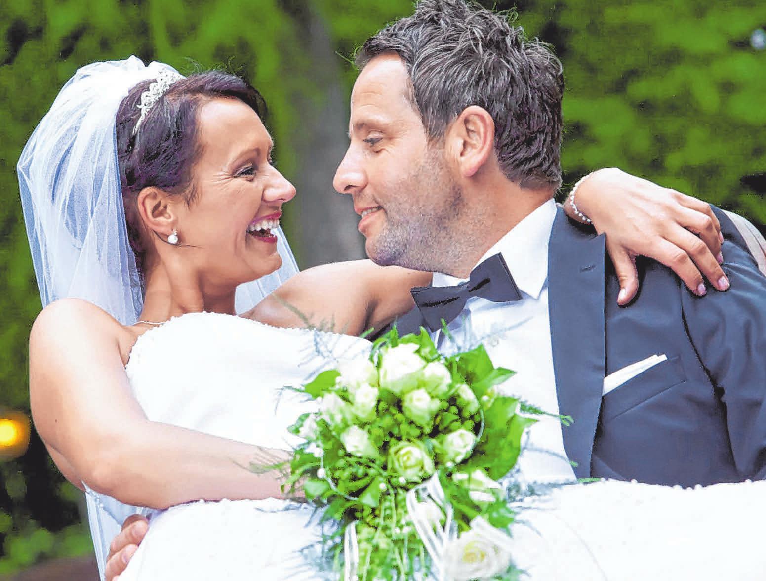 Schön und schwungvoll in die Ehe - die richtige Vorbereitung hilft dabei. FOTO: DJD/JH-PHOTO.DE-FOTOLIA