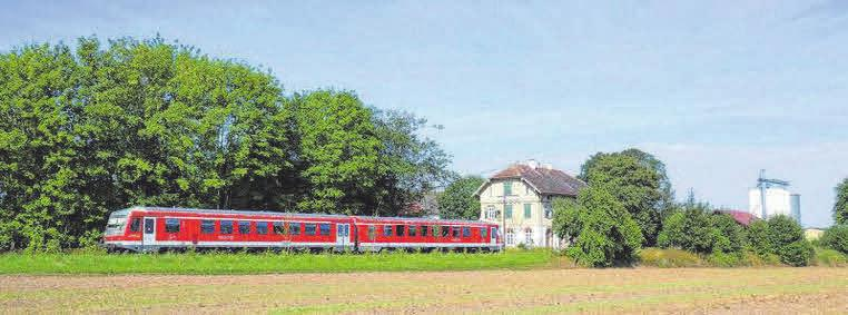Die Räuberbahn garantiert tolle Ausflugserlebnisse. FOTO: PR