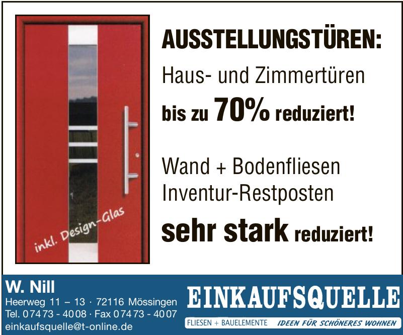 W. Nill Nachf. GmbH