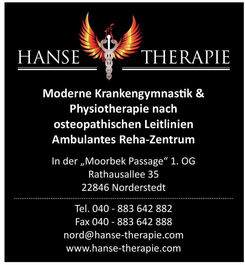 Hanse Therapie