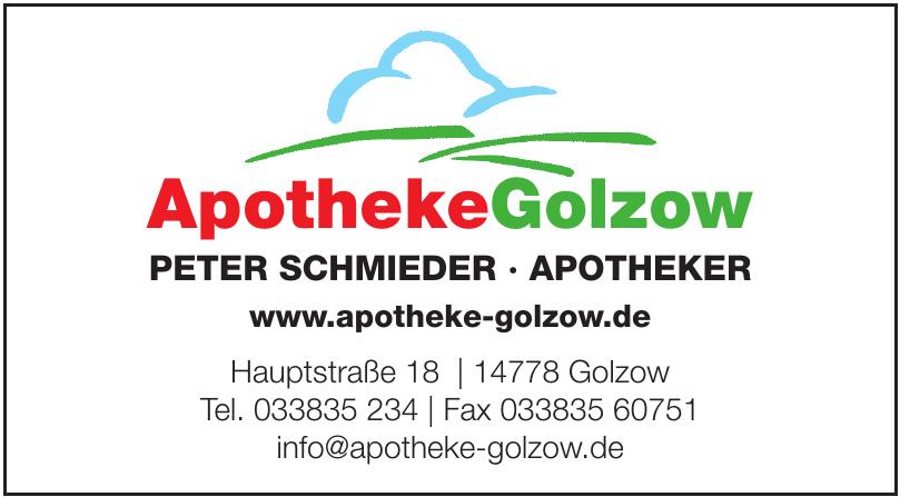 Apotheke Golzow