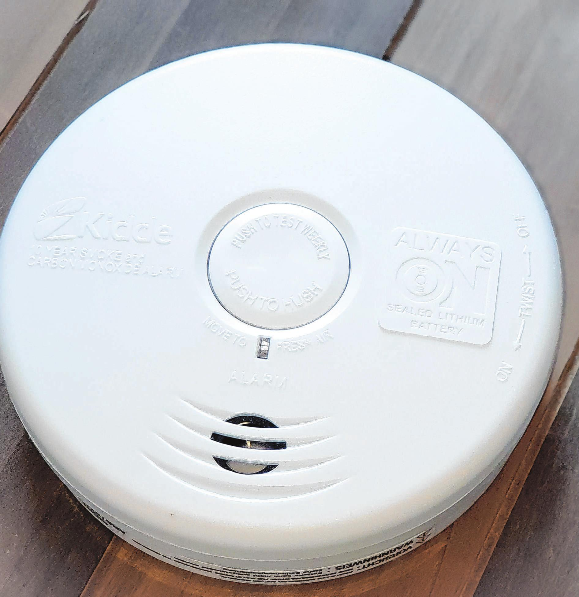 Feuermelder in der Küche sind notwendig. Foto: R.I.T.S GmbH