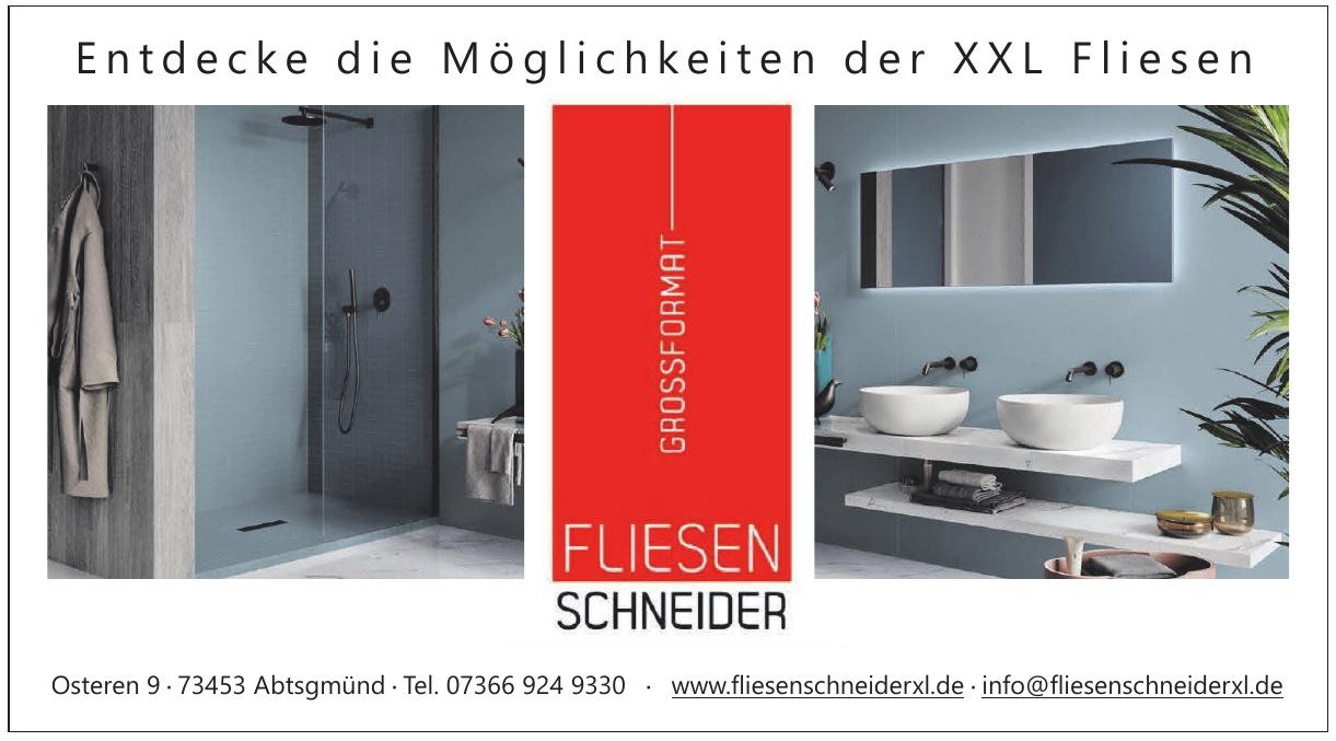 Fliesen Schneider