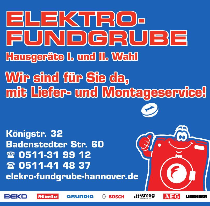 Elektro- Fundgrube