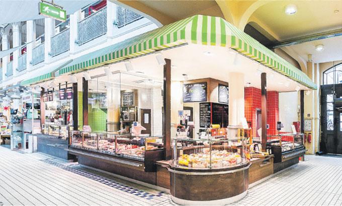 Zahlreiche Shops ermöglichen einen sorgenfreien Weihnachtseinkauf