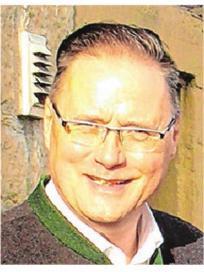 Andreas Stein, Vorstand der Raiffeisenbank Tüngental. Foto: Archiv