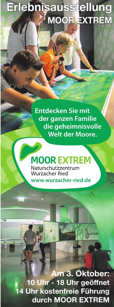 Stiftung Naturschutzzentrum Wurzacher Ried