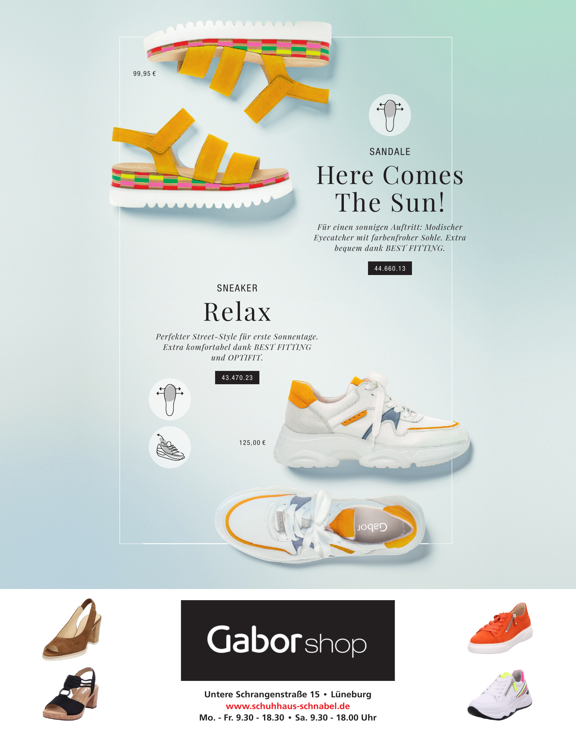 Gabor Shop