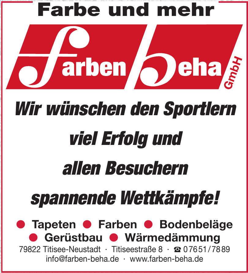 Farben Beha GmbH