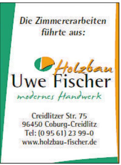 Holzbau Uwe Fischer