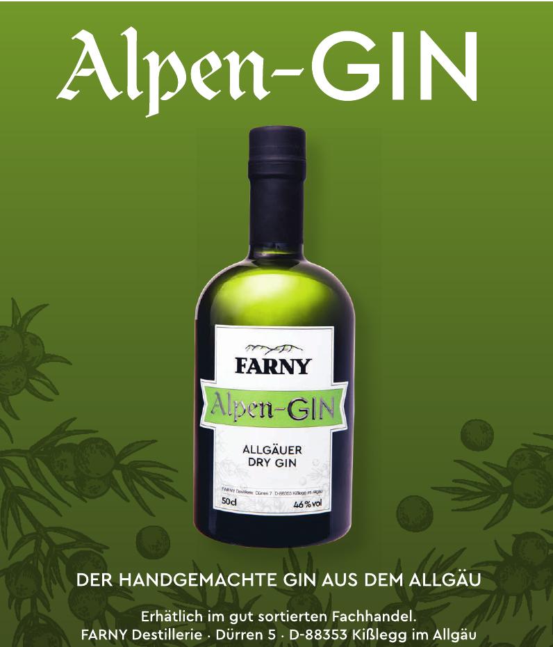 Alpen Gin