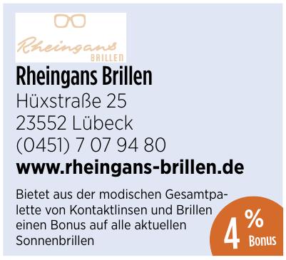 Rheingans Brillen